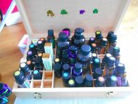 doTERRA aromatherapy essential oils - selling individually or as collection