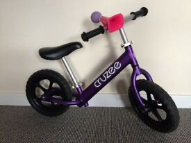 Cruzee Superlight Balance Bike