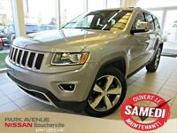2015 Jeep Grand Cherokee Limited 4X4 ** Cuir ** Bluetooth **