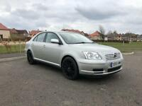 Lovely Toyota Avensis 1.8 T2•Full years Mot• Low miles• mondeo Golf Passat Focus Astra