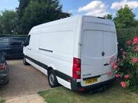 Volkswagen Crafter LWB Low mileage Great Condtion!
