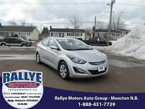 2016 Hyundai Elantra L! EXT Warranty! ONLY 16K! Trade-In! Save!