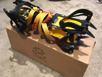 Grivel G10 crampons