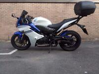 Honda CBR 600 ABS 2011