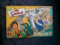 THE SIMPSONS Board Game - great fun and trivia
