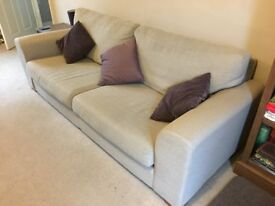 Very Good Condition 3 Seater Sofa