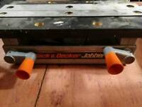 Jack and deckers jobber work bench