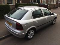 Vauxhall Astra with only 43000 miles 1 years mot