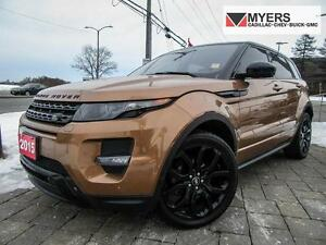 2015 Land Rover Range Rover Evoque DYNAMIC/AWD/NAVIGATION