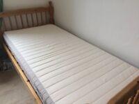 Single sprung mattress, IKEA Hafslo