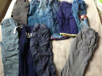 Age 2-3 years bundle of boys clothes