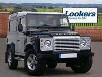 Land Rover Defender 90 TD XS STATION WAGON (black) 2015-09-19