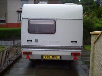 compass shadow 2 berth caravan