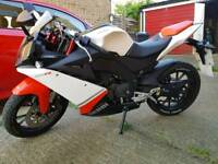 Derbi GPR Racing 125cc