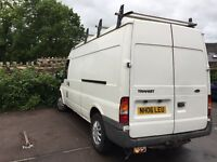 Van and 1000ltr reach and wash system NEW PRICE £4000