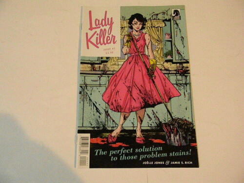 1 LADY KILLER #1 FIRST PRINTING / Dark Horse 2015 / + BONUS!