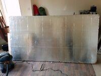 Kingspan 40-45mm foil backed insulation board