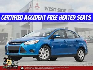 2013 Ford Focus SE–Accident Free–Heated Seats/Mirrors–2.0L