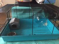 Hamster cage small starter cage