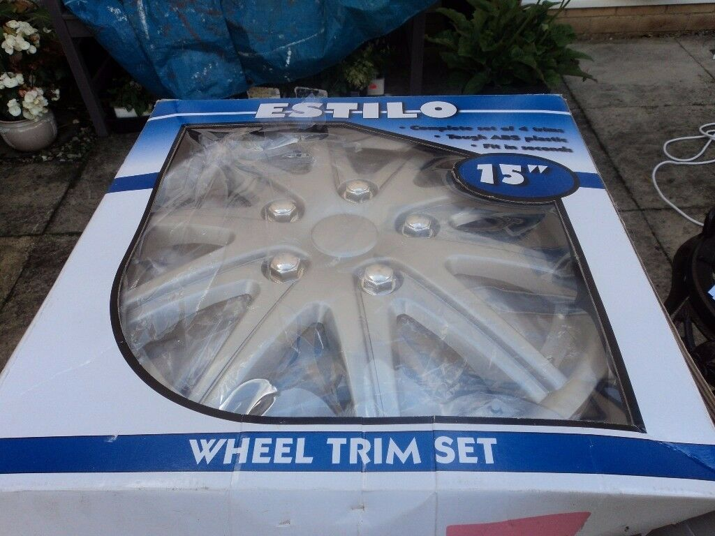 "15"" wheel trims"