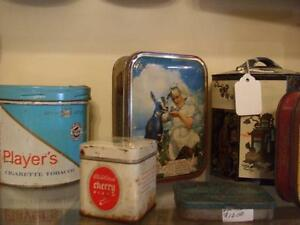 Antique and vintage tins London Ontario image 7