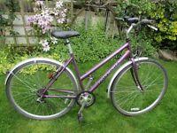 Raleigh make ladies bicycle