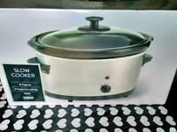 Tesco Slow Cooker New