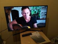 """As New 32"""" SAMSUNG LED TV full hd ready 1080p + freeview inbuilt"""