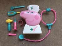 Peppa Pig doctors set