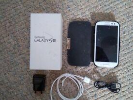 Samsung Galaxy S3 i9300 White Grade A - GSM Unlocked