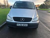 Mercedes Vito automatic 110 compact fully carpeted out