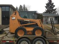 Case 75xt skid steer