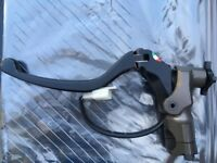 Brembo cable clutch folding lever