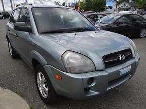 2006 Hyundai Tucson GL