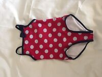 Girl's Swimming Costume Size 18-24 Months
