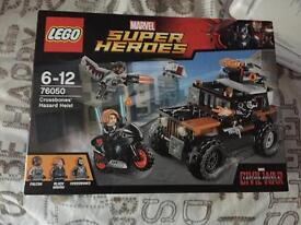 Lego marvel super heroes set