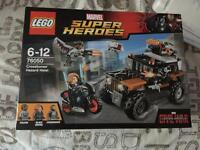 Lego marvel super heroes set