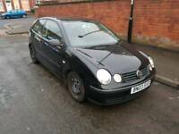 Vw polo 1.2 petrol 89k spare and repairs