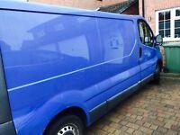 55 plate lwb Vauxhall vivaro tax and mot