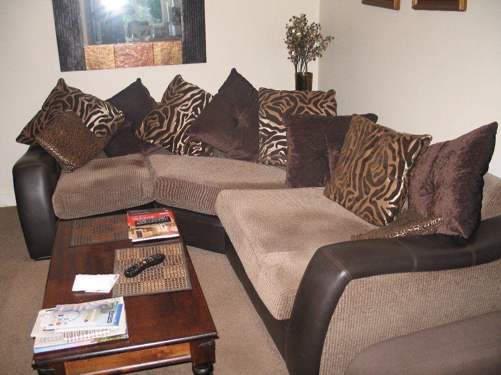Dfs Corner Sofa In Guildford Surrey Gumtree