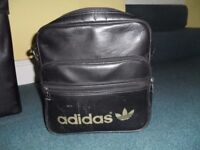 Adidas leather man bag