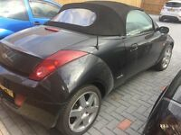Ford Street KA Luxury Black