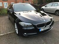 BMW 5-Series 520D SE Manual