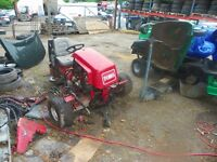 TORO 2000D REELMASTER BREAKING FOR SPARES
