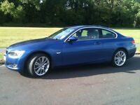 BMW coupe 330d - practical sports car