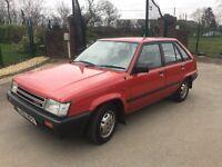 1984 TOYOTA TERCEL GL 22,000 MILES NISSAN CHERRY, COROLLA, STARLET, MAZDA 323 CLASSIC CAR