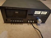 Vintage Trio Kenwood Stereo Cassette Tape Deck KX-503 Serviced