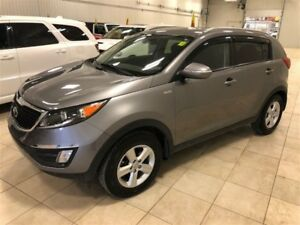 2016 Kia Sportage LX AWD *SIEGES CHAUFF, HITCH, MAGS, BLUETOOTH*
