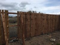 Supply and build fencing