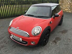 2011 11 MINI COOPER 1.6 DIESEL 3 DOOR HATCHBACK *6 SPEED MANUAL* - ONLY 2 KEEPERS FROM NEW!